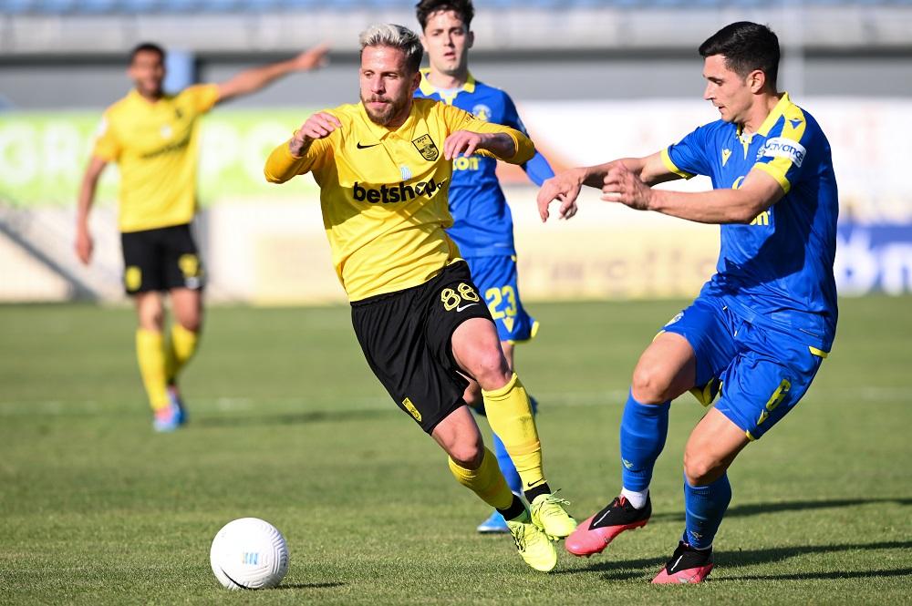 Σε ευρωπαϊκή ρότα ο Αρης, 1-1 στην Τρίπολη με τον Αστέρα