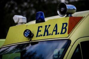 Καβάλα: Τραγικό τροχαίο με τρεις νεκρούς και τρεις τραυματίες