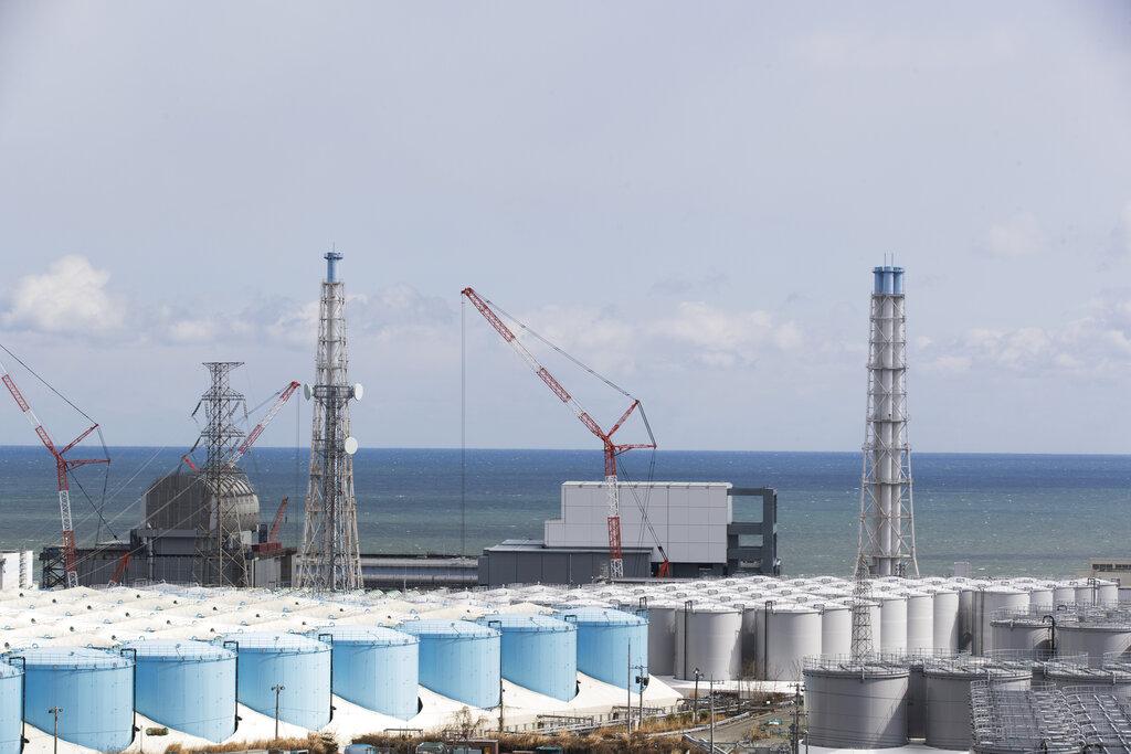 Ιαπωνία: Αντιδράσεις από την απόφαση του Τόκιο να ρίξει μολυσμένο νερό από τη Φουκουσίμα στη θάλασσα