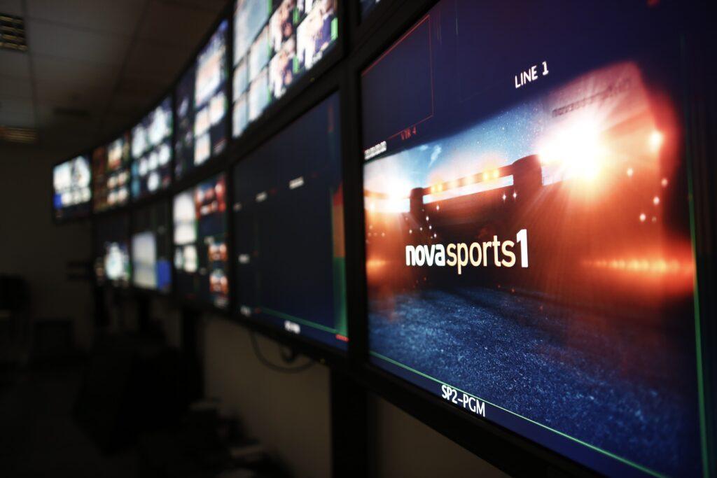 Ζωντανές αθλητικές μεταδόσεις Novasports, Eurosport (30 Ιουλίου – 23 Αυγούστου)