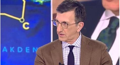 Εξοργισμένος ο Πορτοσάλτε με το νέο σύνθημα κατά του Μητσοτάκη: «50 gb 150 ευρώ αυτή είναι η τιμή μας, Μητσοτάκη Μα…σαι»