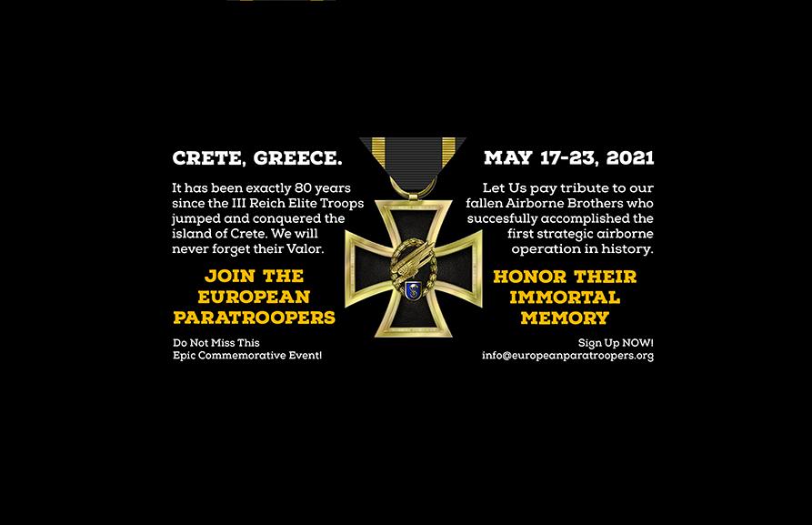 Απίστευτο: Ήθελαν να τιμήσουν τους Ναζί αλεξιπτωτιστές που σκοτώθηκαν στη Μάχη της Κρήτης – Οργισμένη αντίδραση Πολάκη