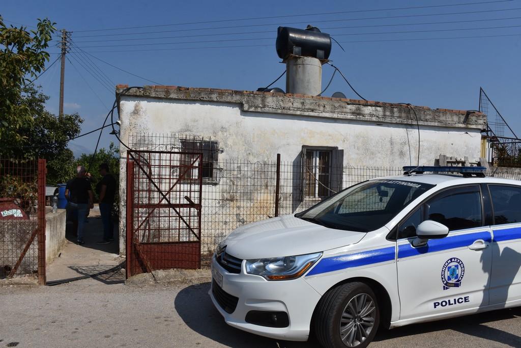 Έγκλημα στη Μακρυνίτσα: Στον Κορυδαλλό μεταφέρθηκε ο δράστης