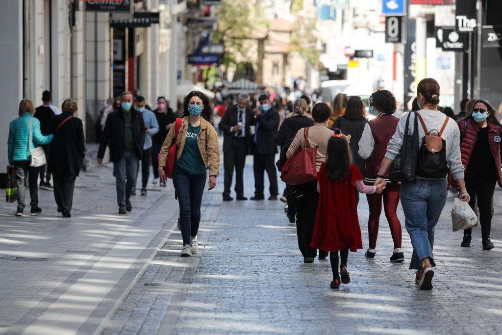 Η ΕΛΣΤΑΤ «επιμένει» ότι η ύφεση το 2020 ήταν 9,5%