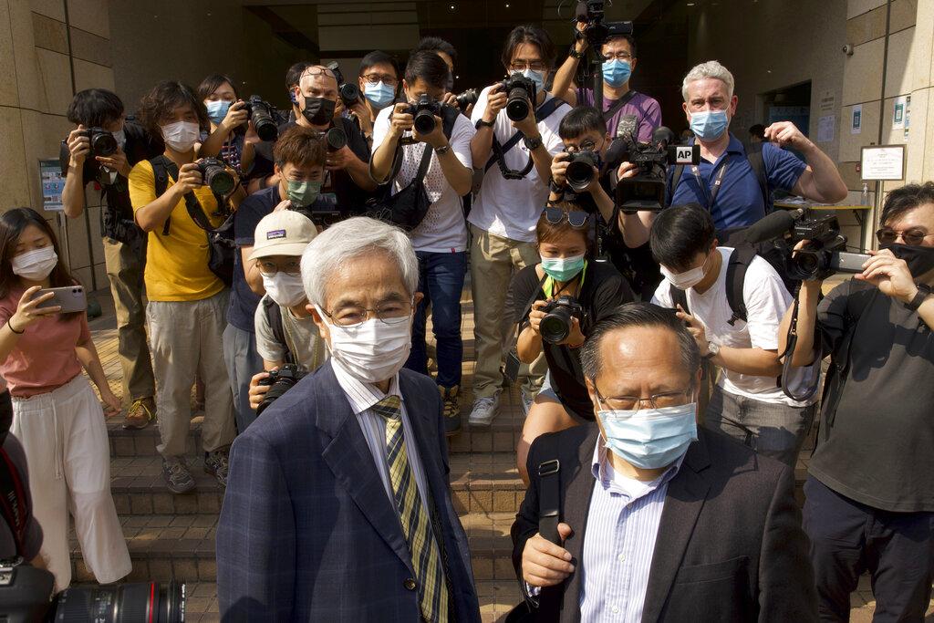 Χονγκ Κονγκ: Ένοχοι οι οργανωτές της μεγάλης διαδήλωσης του 2019