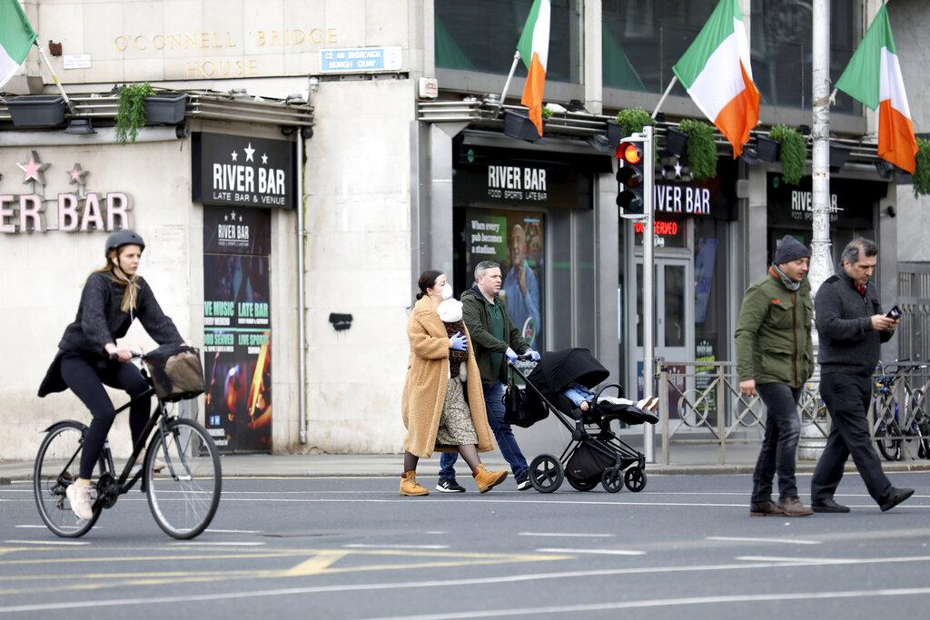 Οι Ιρλανδοί προβλέπουν ενοποίηση της χώρας στα επόμενα 25 χρόνια
