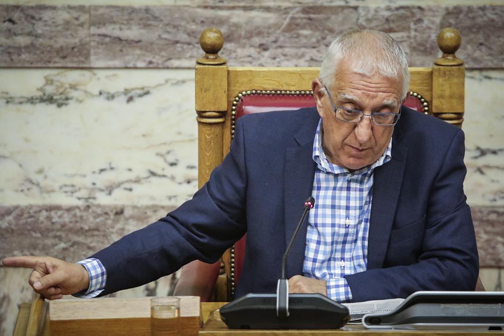 Νικήτας Κακλαμάνης: Περιμένω απάντηση Χρυσοχοΐδη για Φουρθιώτη – Ορθώς έφερε ο ΣΥΡΙΖΑ το θέμα στη Βουλή (Video)