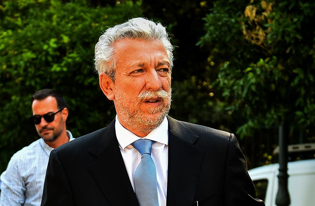Κατάθεση Κοντονή στον Εισαγγελέα και «πυρά» από τον ΣΥΡΙΖΑ