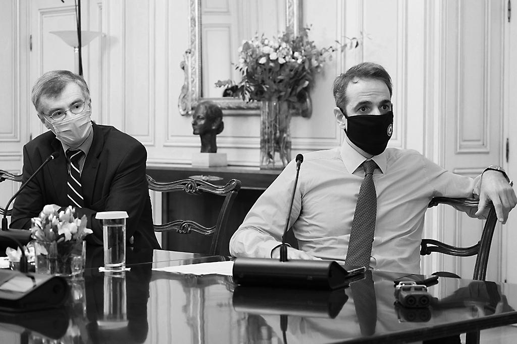 Αντώναρος: Η κυβέρνηση φοβάται ότι θα αποκαλυφθεί τι γινόταν στις επιτροπές των λοιμωξιολόγων