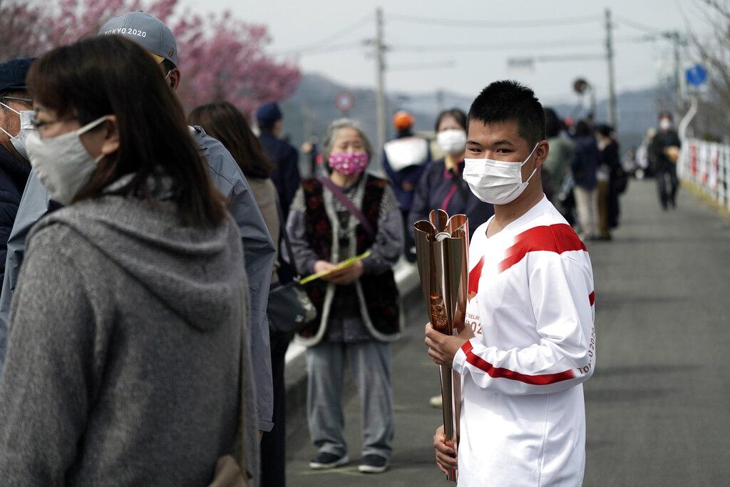 Ιαπωνία: Η Οζάκα ζητά να μην περάσει η Ολυμπιακή Φλόγα από την πόλη λόγω αύξηση των κρουσμάτων