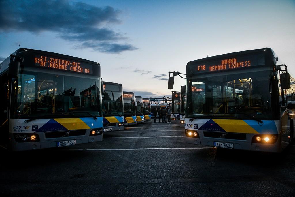 «Πράσινο» από το Ελεγκτικό Συνέδριο για τα μεταχειρισμένα λεωφορεία που πληρώνουμε σαν καινούρια