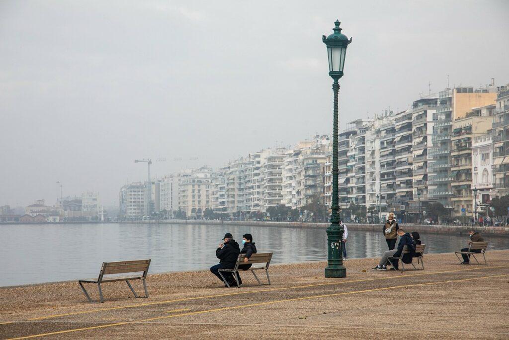Θεσσαλονίκη: Νέα μείωση στο ιικό φορτίο του κορονοϊού (Διάγραμμα)
