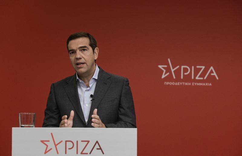 Αλέξης Τσίπρας: Ο κ. Μητσοτάκης παραμένει στη ναφθαλίνη των Ρίγκαν και Θάτσερ