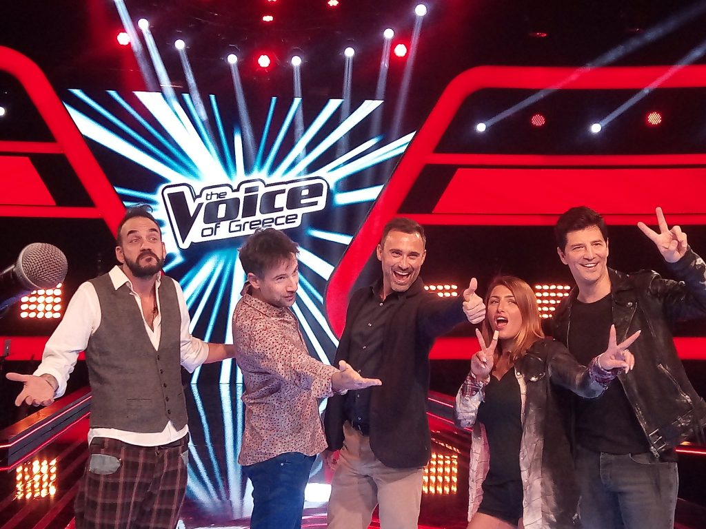 The Voice: Τα νούμερα τηλεθέασης