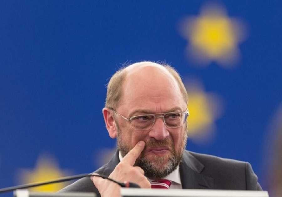 Μάρτιν Σουλτς: Η Γερμανία πρέπει να κρατήσει την Ευρώπη ενωμένη