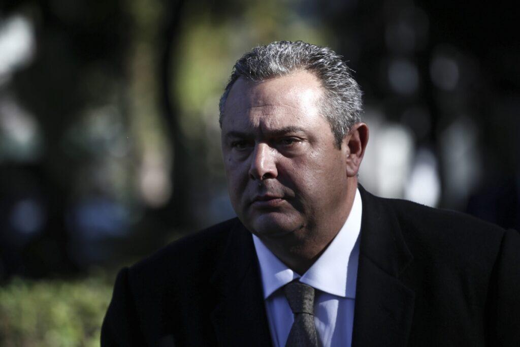 Καμμένος: Υπόδειγμα ο Κωνσταντίνος Μητσοτάκης, ανατράπηκε από την προδοσία Σαμαρά