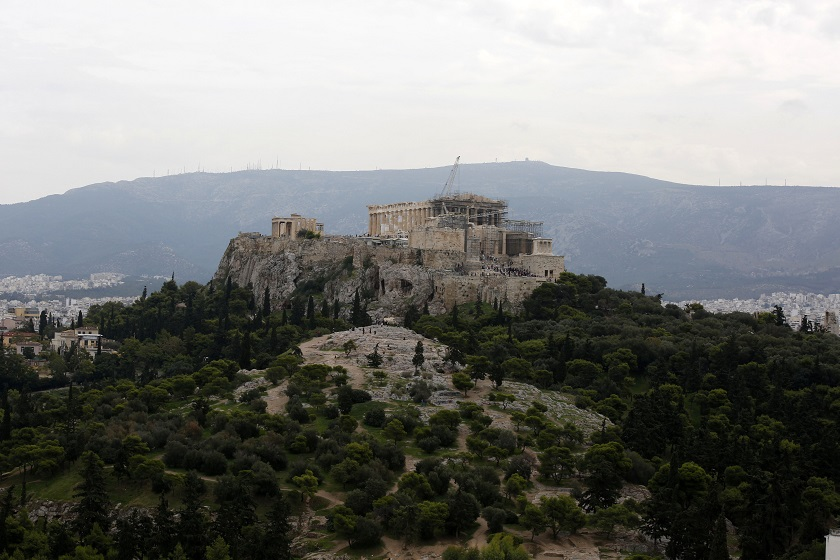 New York Times: Επισκεφθείτε την Αθήνα το 2017