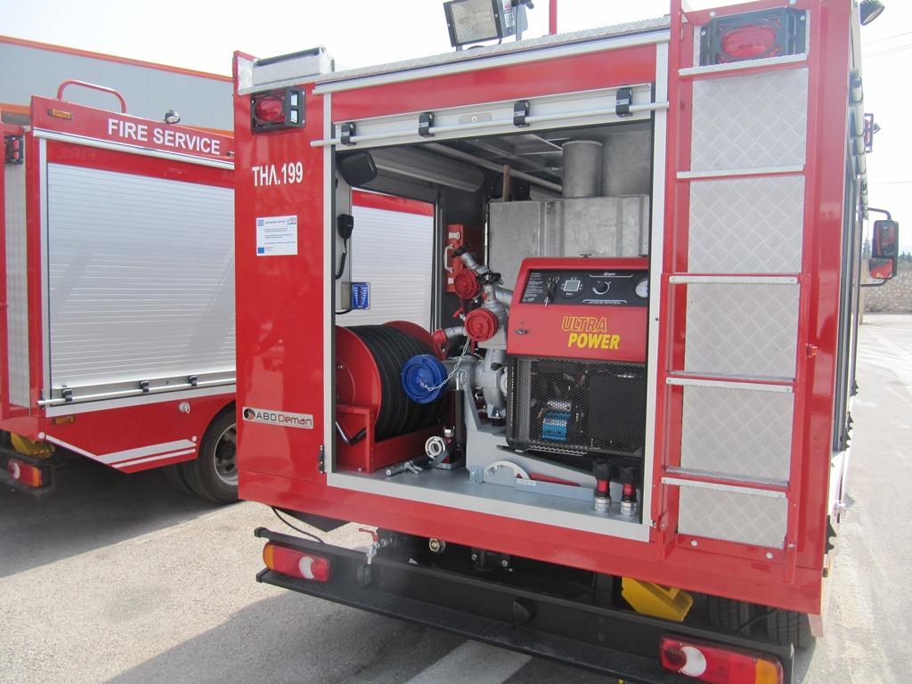 Νίκαια: Νεκρός ηλικιωμένος άνδρας μετά από πυρκαγιά