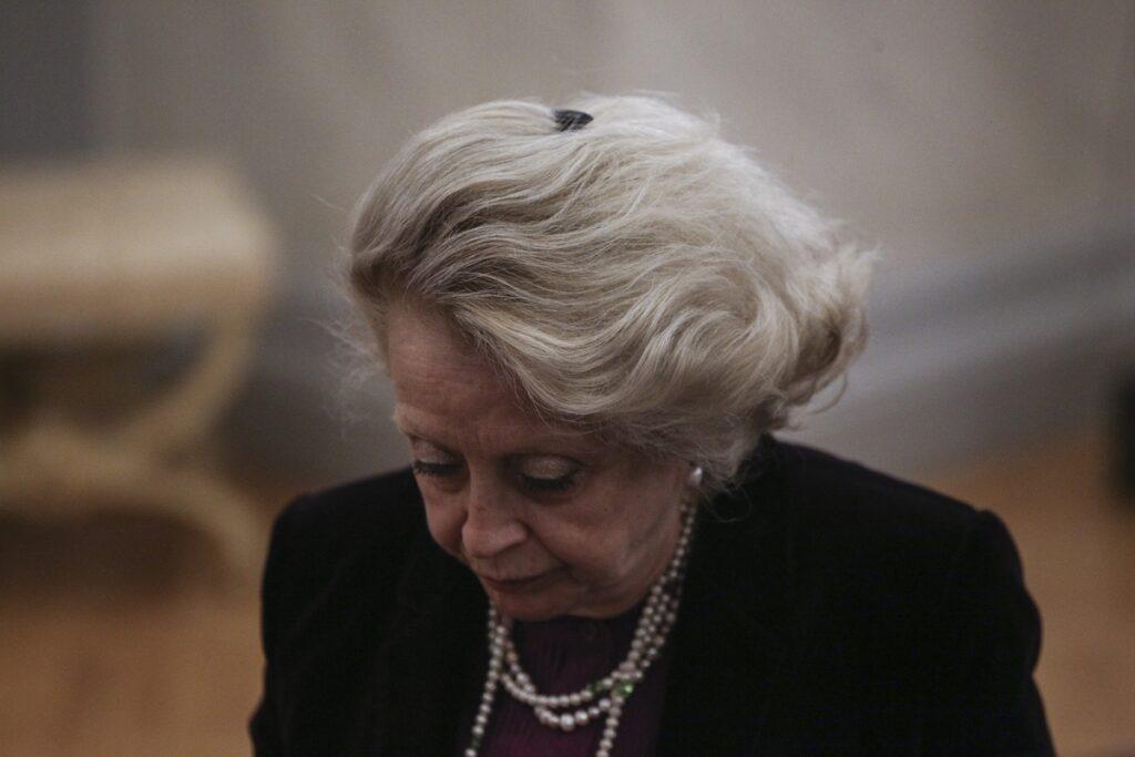 Θάνου: Δυσαρμονία στη συνταξιοδότηση των δικαστών – Να αναδείξουμε το θέμα