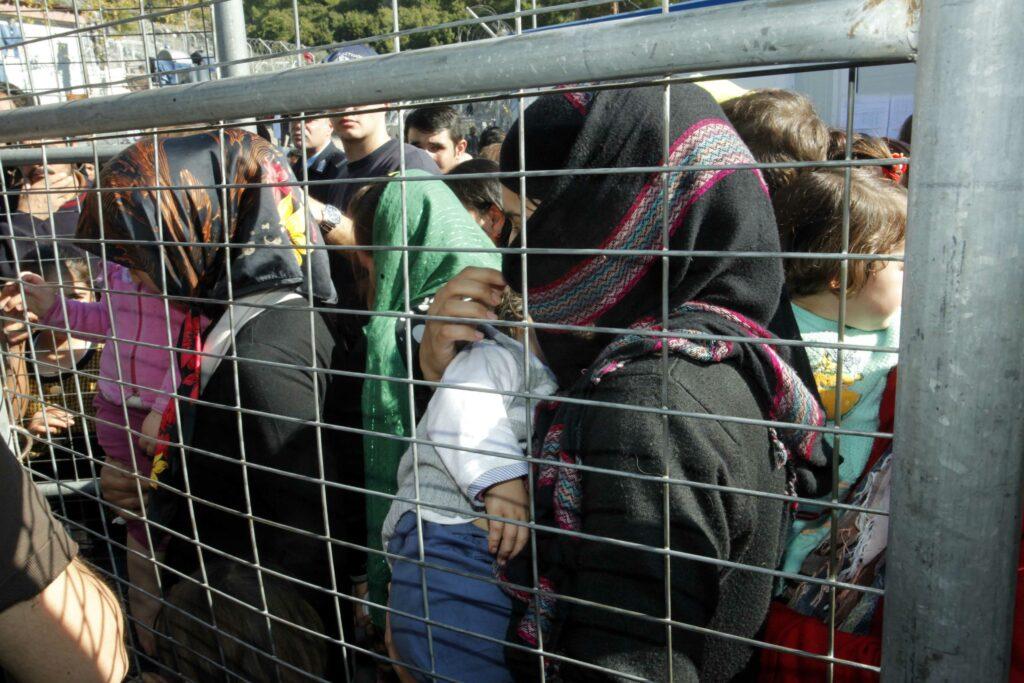 Σάμος: Επεισόδια μεταξύ προσφύγων – Αφορμή η απόπειρα βιασμού ενός 19χρονου