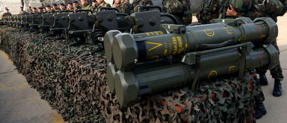 Ισπανία: Πυροσβέστης αρνήθηκε να φορτώσει όπλα σε πλοίο για τη Σαουδική Αραβία