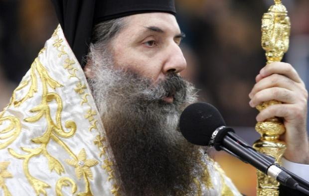Σεραφείμ Πειραιώς: Ερντογάν, βαπτίσου χριστιανός από τον Πούτιν!