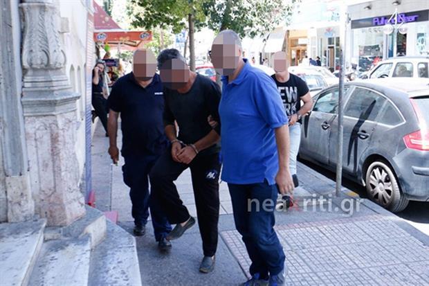 Κρήτη: Επιτέθηκαν στον πατέρα που κατηγορείται για τον βιασμό της 13χρονης κόρης του (Video)
