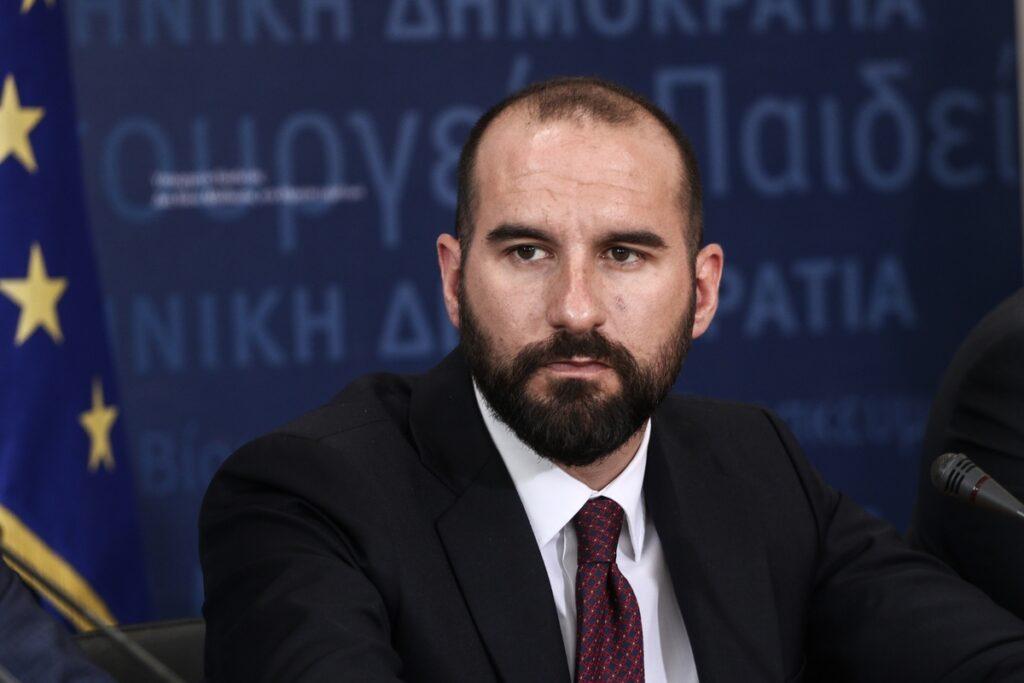 Τζανακόπουλος: Αγωνιζόμαστε για μια «καθαρή λύση»