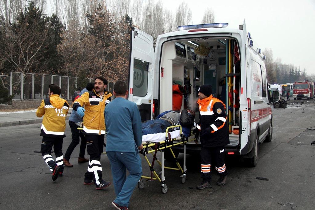 Τουρκία: Ανατροπή λεωφορείου – 9 νεκροί και 34 τραυματίες