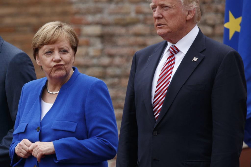Μέρκελ: Η Ευρώπη δεν μπορεί να στηρίζεται σε άλλους