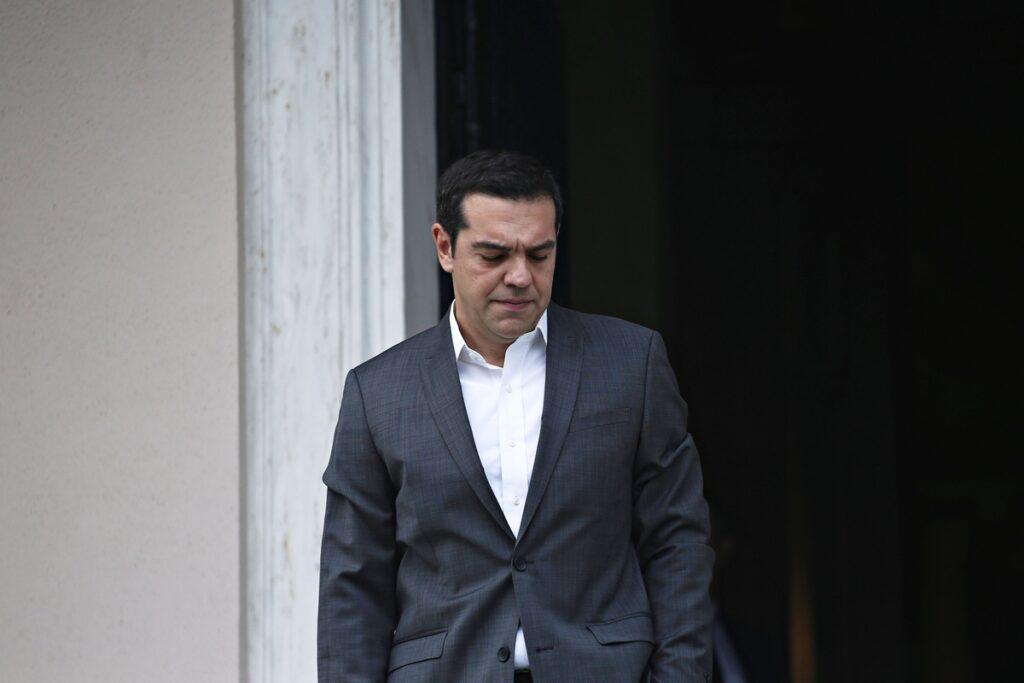 Αλέξης Τσίπρας: Ο Κωνσταντίνος Μητσοτάκης ήταν ένας από τους διαμορφωτές της νεότερης Ελλάδας