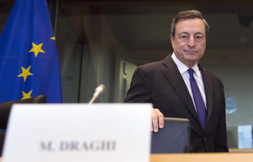 Ντράγκι: Η ΕΚΤ περιμένει τα μέτρα που θα καταστήσουν βιώσιμο το χρέος μακροπρόθεσμα
