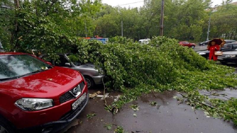 Καταιγίδα «σάρωσε» τη Μόσχα – Τουλάχιστον 7 νεκροί