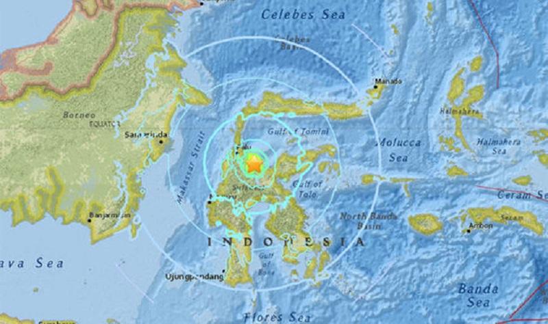 Σεισμός 6,6 Ρίχτερ «ταρακούνησε» την Ινδονησία