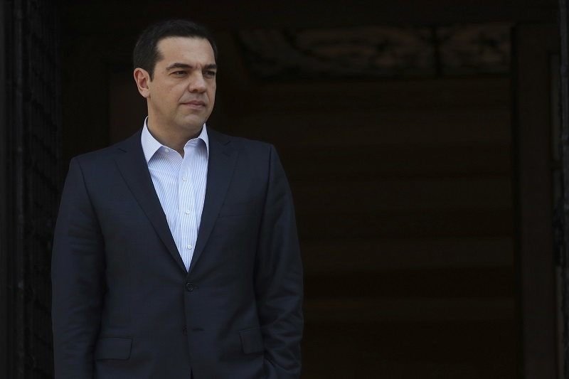 Σε επέμβαση αφαίρεσης κήλης υποβλήθηκε ο Αλέξης Τσίπρας