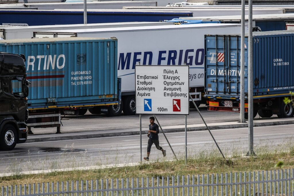 Φορτηγό με 14 κιλά κοκαΐνη εντοπίστηκε στην Πάτρα