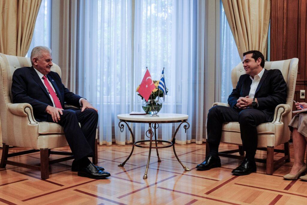 Αλέξης Τσίπρας: Οι προκλήσεις της Τουρκίας δεν βοηθούν