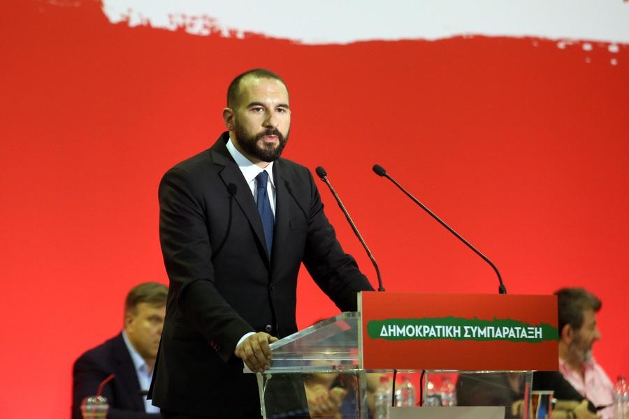 Τζανακόπουλος: Η κεντροαριστερά θα κριθεί από τις επιλογές της – Δεν υπάρχει η πολυτέλεια των ίσων αποστάσεων