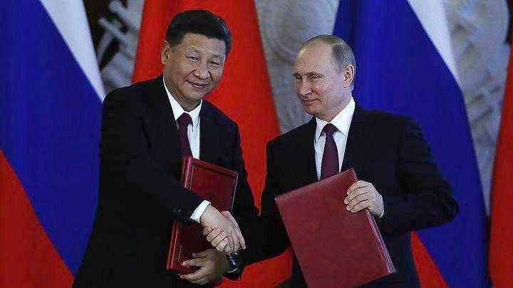 Νέα δυναμική στις σχέσεις Ρωσίας – Κίνας