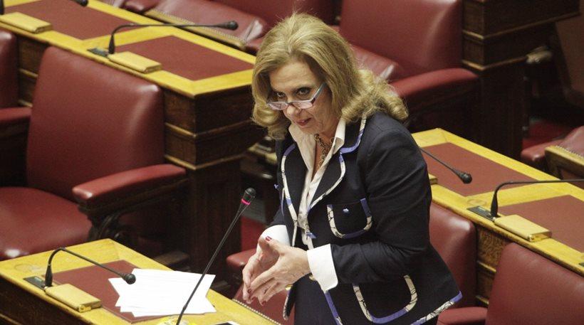 Ανεξαρτητοποιήθηκε η βουλευτής της Ένωσης Κεντρώων, Θεοδώρα Μεγαλοοικονόμου