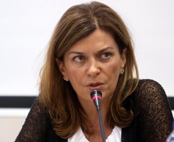 Ράνια Αντωνοπούλου: Εκτιμούμε ότι η ανεργία θα μειωθεί μέσα στο 2018 κάτω του 20%
