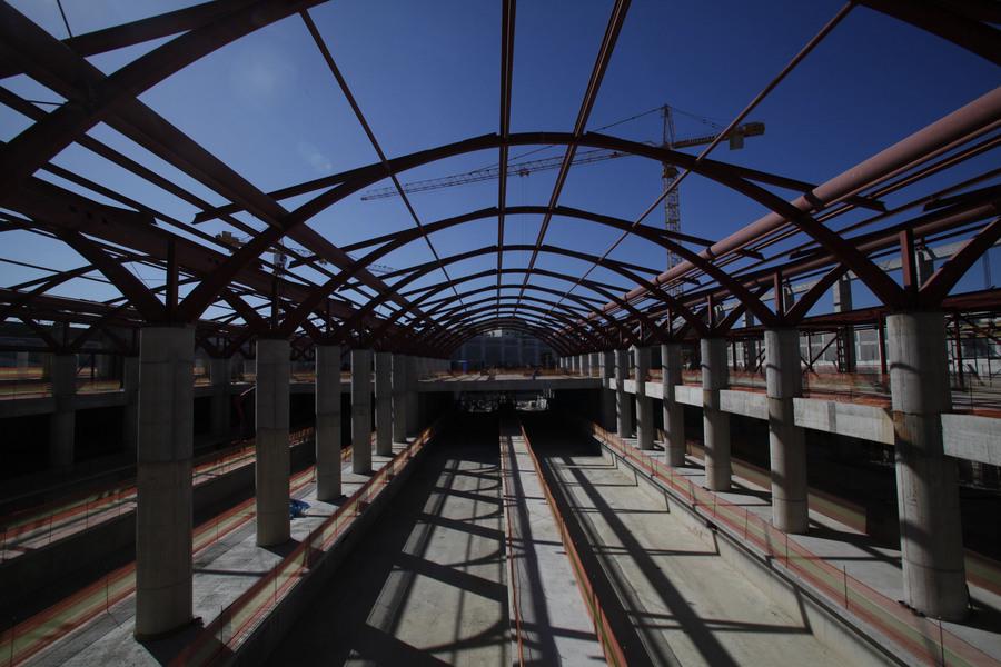 Σπίρτζης: Στην τελική ευθεία το μετρό της Θεσσαλονίκης (Photos)