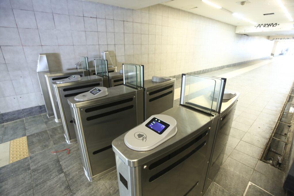 ΣΤΑΣΥ: Κανονικά λειτουργεί το ηλεκτρονικό εισιτήριο – «Μικροπροβλήματα σε επιμέρους σταθμούς»