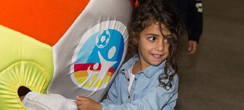 Η παιδική Κερκίδα ΟΠΑΠ στηρίζει την Εθνική Ομάδα στο δρόμο για το Μουντιάλ