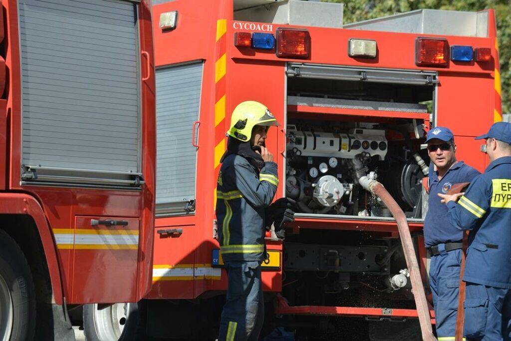 Λέσβος: Απανθρακωμένη σορό στις στάχτες σπιτιού που τυλίχθηκε στις φλόγες εντόπισαν οι πυροσβέστες