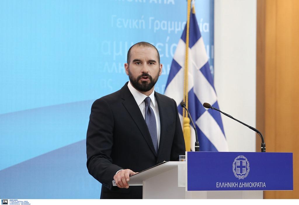 Τζανακόπουλος: Γύρω από τους πλειστηριασμούς έχει στηθεί μια γιγάντια επιχείρηση παραπληροφόρησης