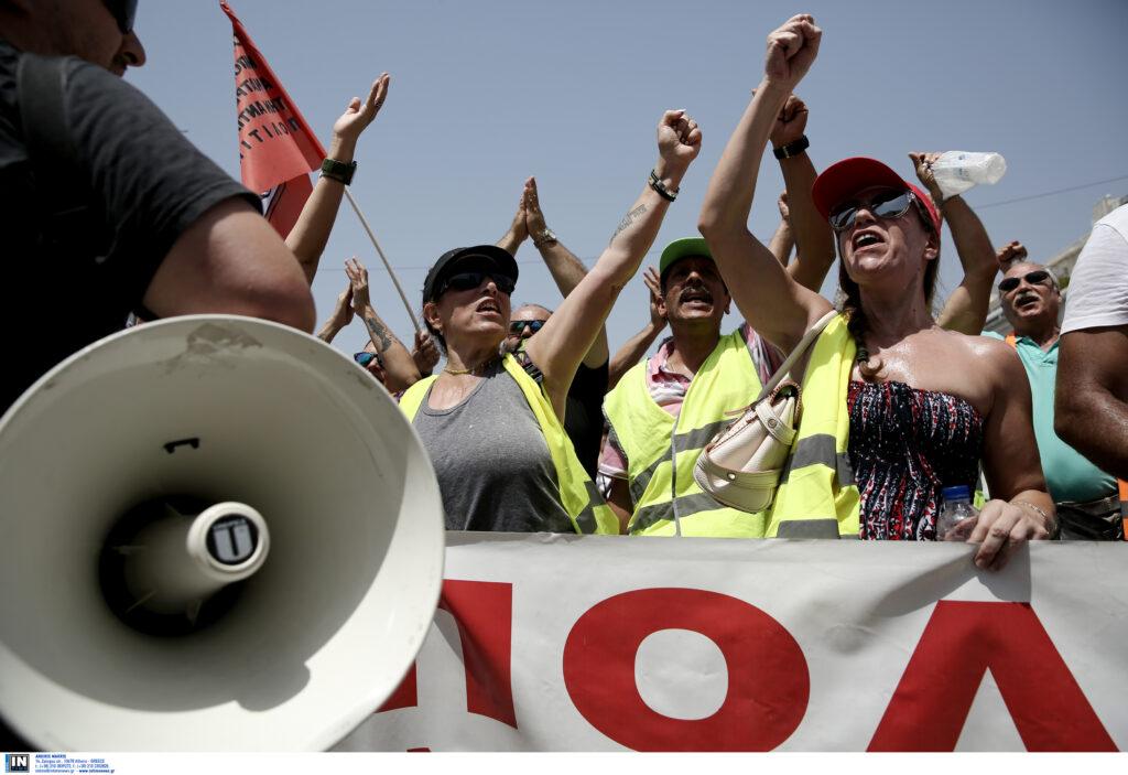 Απεργούν οι εργαζόμενοι στους ΟΤΑ – Εξαιρούνται οι υπάλληλοι στους δήμους δυτικής Αττικής