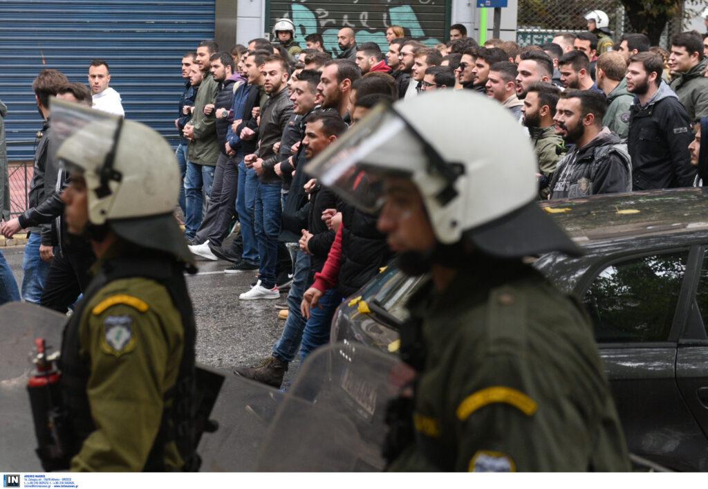 Θεσσαλονίκη: Δικάζεται φοιτητής που συνελήφθη αφού… ξυλοκοπήθηκε από τα ΜΑΤ