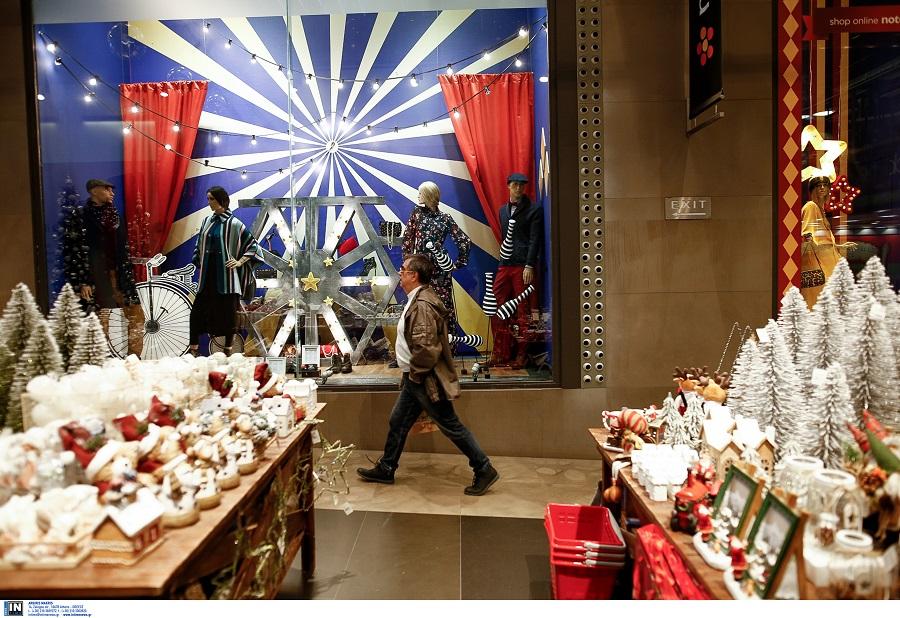 ΕΣΕΕ: Ποιες Κυριακές θα είναι ανοιχτά τα καταστήματα τις γιορτές