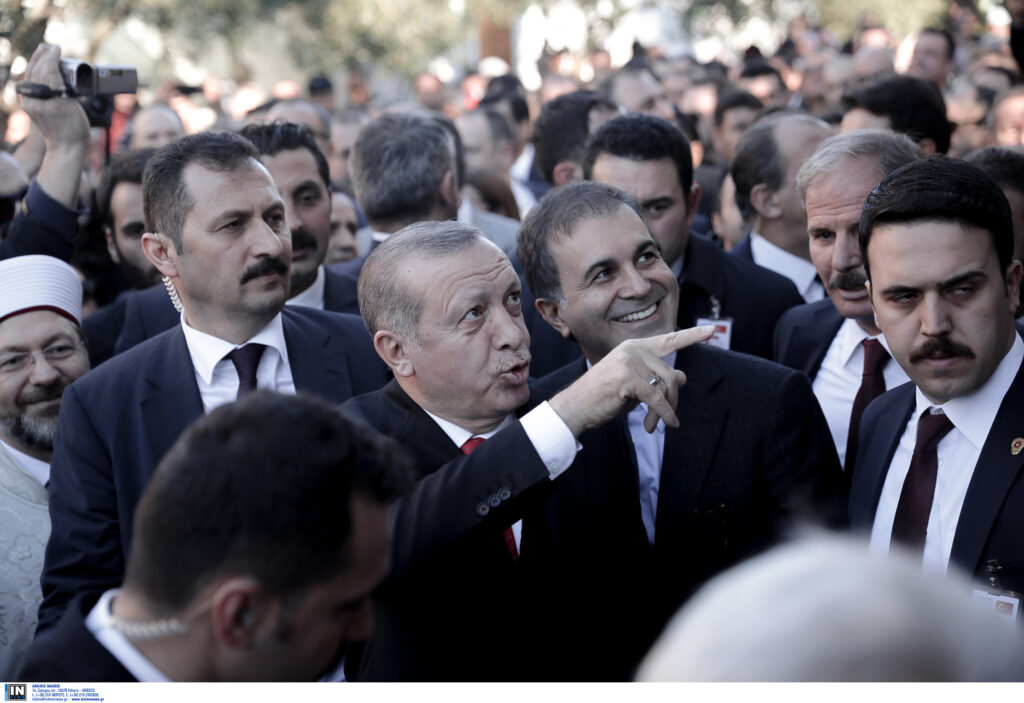 Ερντογάν σε ΗΠΑ: Πρέπει να μας σέβεστε